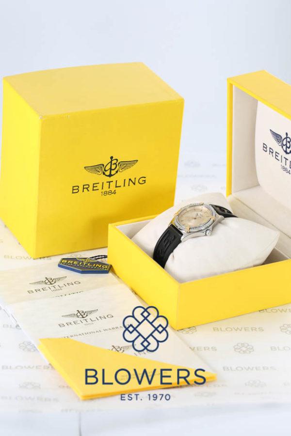 Breitling Windrider Sirius B10071.