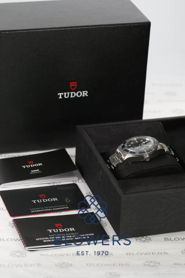 Tudor Heritage Black Bay Fifty-Eight 79030B.