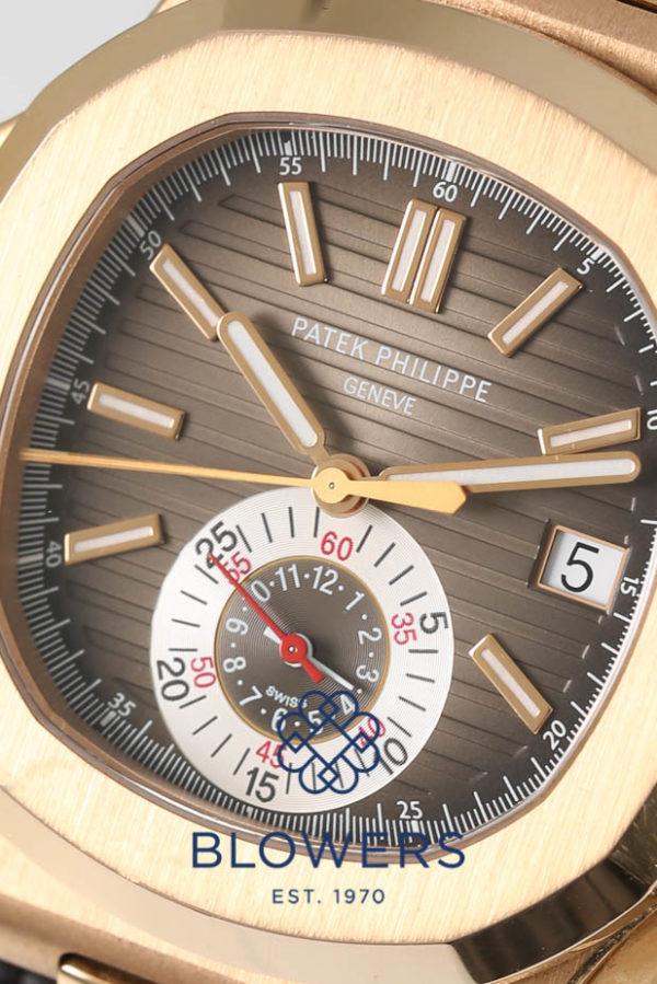 Patek Philippe Nautilus 5980R-001