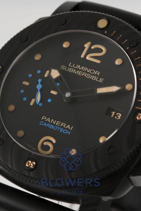 Panerai Luminor 1950 3 Days Titanio DLC PAM00616