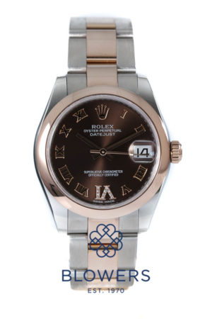 Rolex Oyster Perpetual Mid-size Datejust 178241.