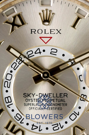 Rolex Oyster Perpetual Sky-Dweller Ref 326938
