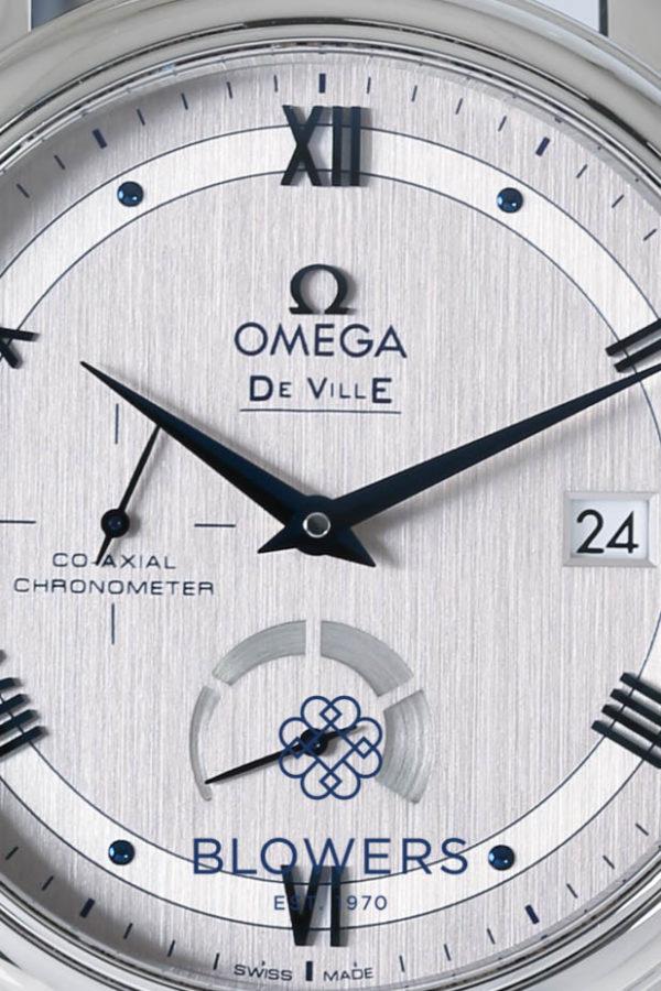 Omega De Ville Prestige Co-Axial power reserve 424.13.40.21.02.003