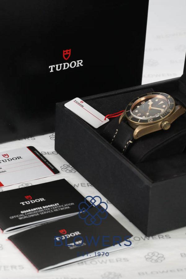 Tudor Heritage Black Bay Bronze 79250BA
