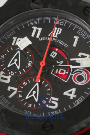 Royal Oak Offshore Alinghi Team 26062FS.OO.A002CA.01