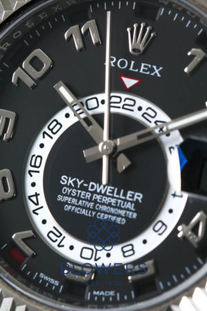 Rolex Oyster Perpetual Sky-Dweller Ref 326139