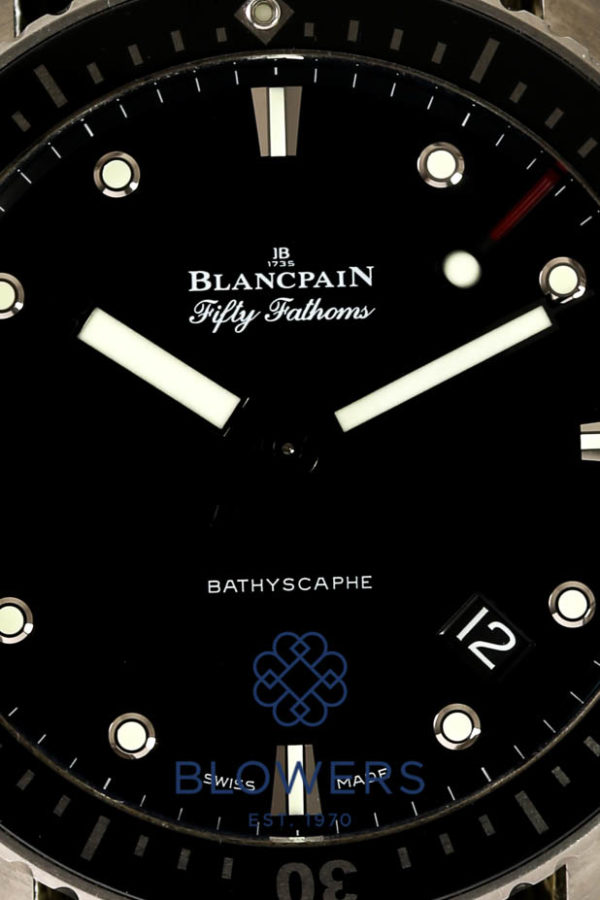 Blancpain Fifty Fathoms Bathyscaph, 5000-1230-NAKA