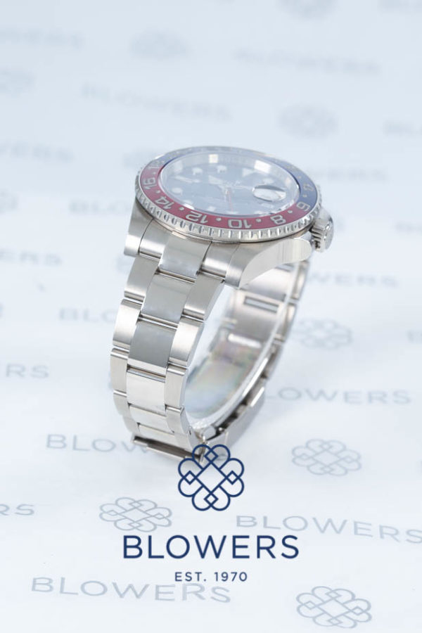 Rolex Oyster Perpetual GMT-Master II 126719BLRO