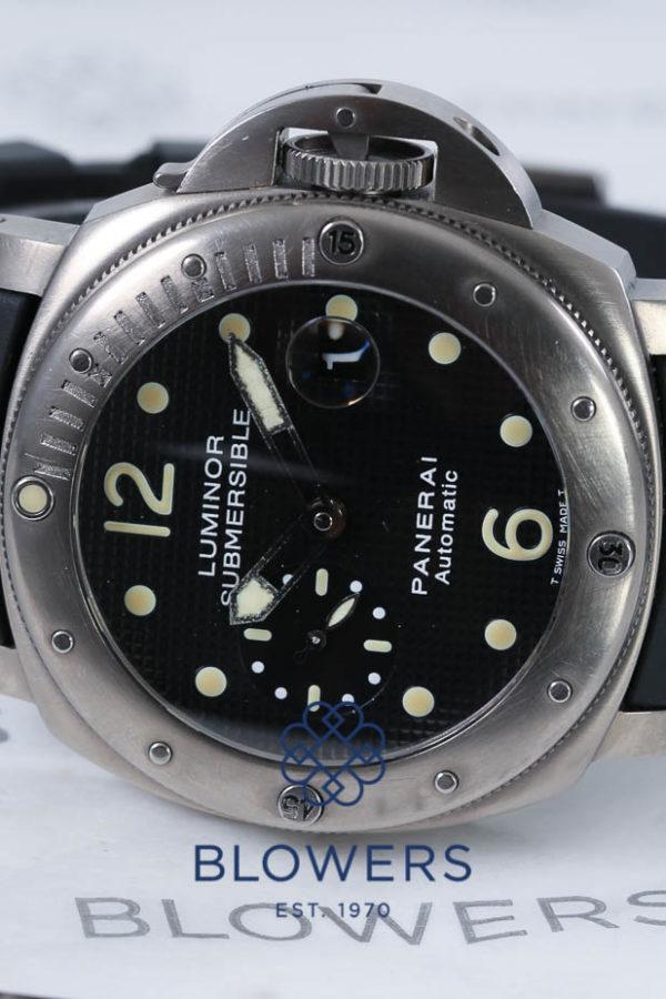 Panerai Luminor Submersible PAM00025
