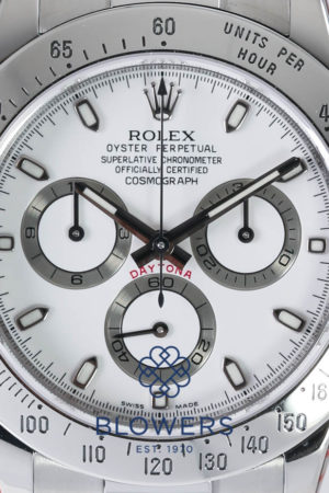 Rolex Oyster Perpetual Cosmograph Daytona 116520