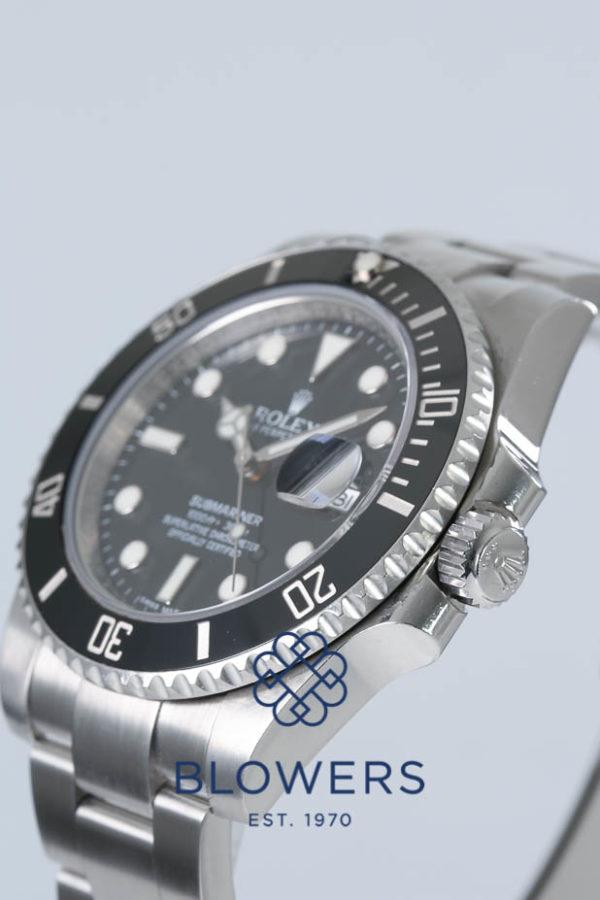 Rolex Submariner 116610LN.