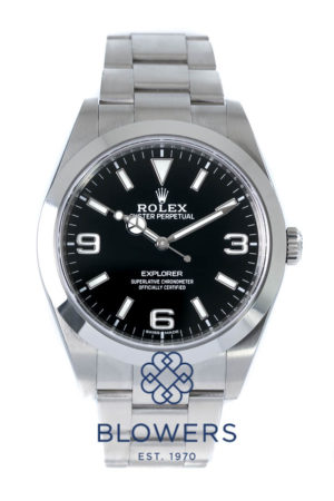 Rolex Oyster Perpetual Explorer Ref 214270