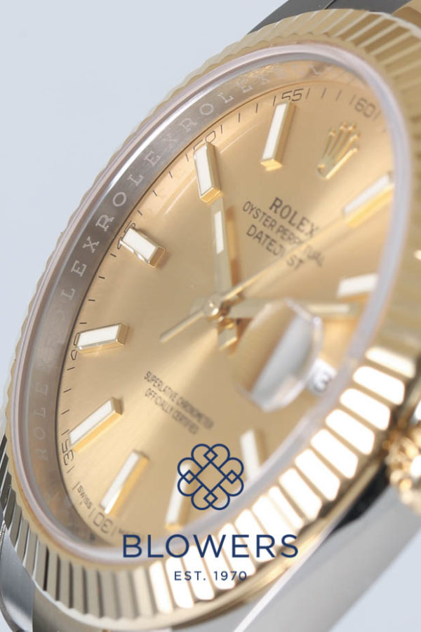 Rolex Oyster Perpetual Datejust 41 126333