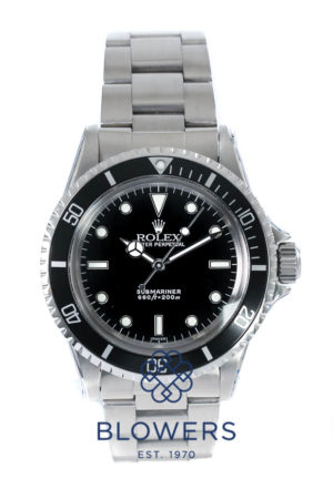 Rolex Oyster Perpetual Submariner 5513