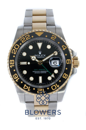 Rolex Oyster Perpetual GMT-Master II 116713LN