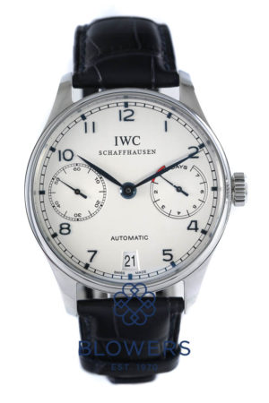 IWC Portuguese 7-Days Automatic IW5001-07