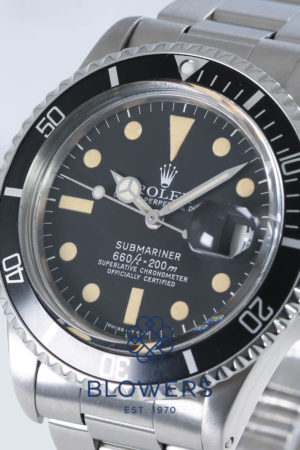 Rolex Oyster Perpetual Submariner Ref 1680