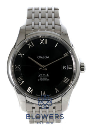 Omega De Ville Hour Vision Co-Axial 431.10.41.21.01.001