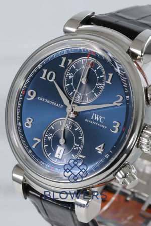 "IWC Da Vinci Chronograph ""Laureus Sport for Good Foundation"" Ref: IW3934-02"